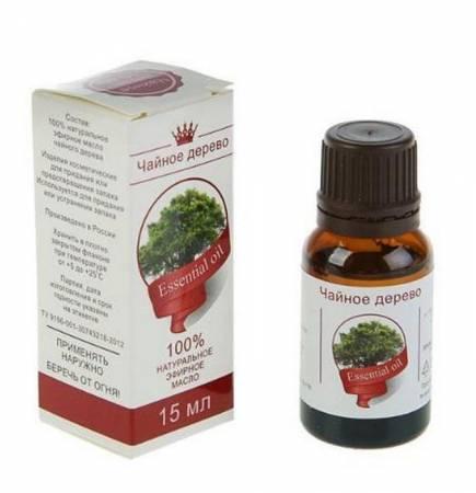 Эфирное масло чайное дерево Сибирь Намедойл, 15мл в Кисловодске — купить недорого по низкой цене в интернет аптеке AltaiMag